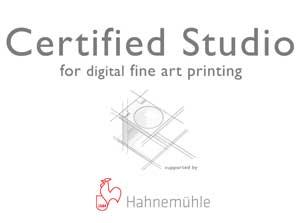 Hahnemühle Certified Studio